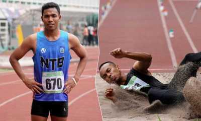 Wakili Indonesia di Ajang Uji Coba Olimpiade Tokyo, PASI Kirim Dua Atlet Asal NTB