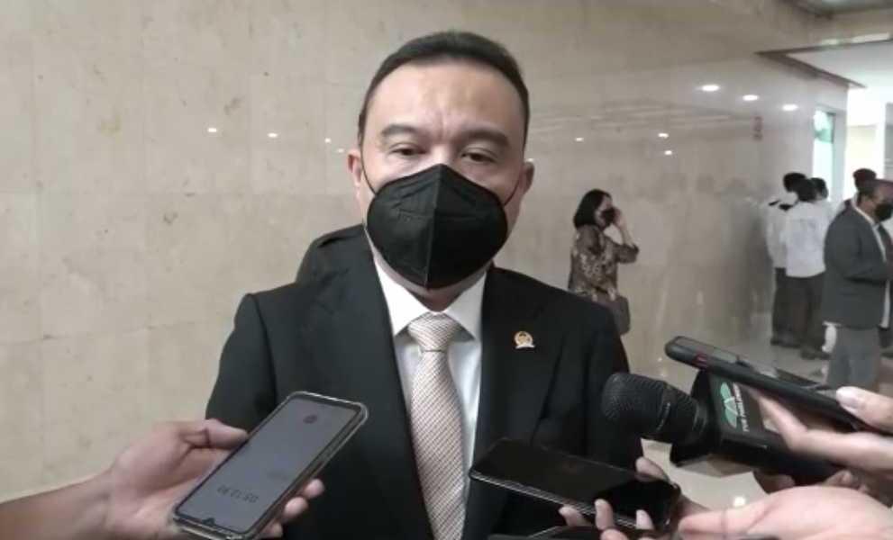 Dasco Berjanji DPR RI akan Kembali Mebahas RUU Perlindungan Data Pribadi