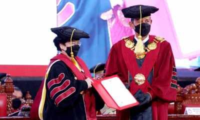 Kata Hasto, Gelar Profesor Kehormatan Megawati Kebanggaan Keluarga Besar PDIP