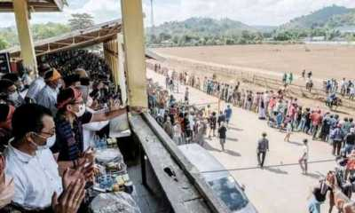 Pacuan Kuda Magnet Pariwisata NTB yang Mendunia