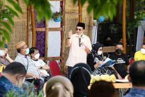 Di Provinsi Gorontalo Fadel Muhammad Ingatkan Pentingnya Prokes