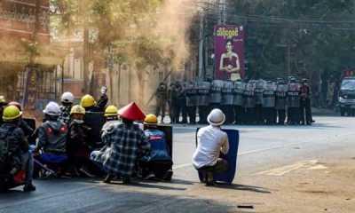 Junta Militer Keberatan PBB Mengembargo Myanmar