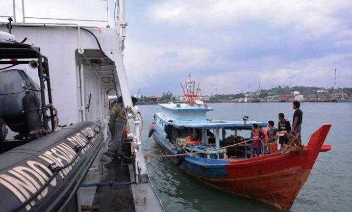 68 Nelayan WNI Jalani Proses Hukum di Luar Negri Karena Langgar Lintas batas
