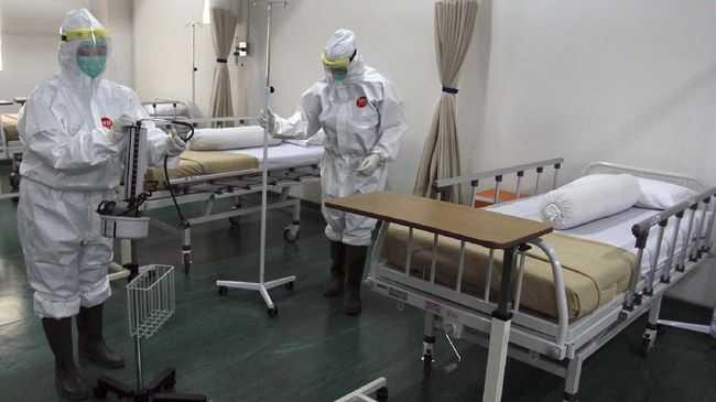Antisipasi Membludak Pasien, Pemda Riau Tambah lagi 280 tempat tidur untuk pasien positif COVID-19