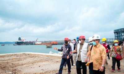 Pemerintah Wujudkan Pelabuhan dan Perdagangan Bebas BBK