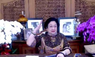Megawati Ajak Masyarakat Gotong royong Tekan Penyebaran COVID-19