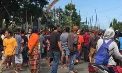 Ternyata Ini penyebabnya Terjadi Perang Antar Kampung Di Pujut Lombok Tengah