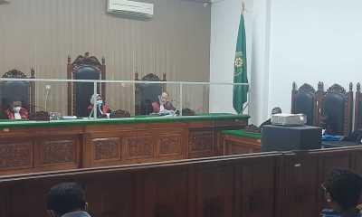 Kasus Rp. 1, 3 Triliun, Hakim Sebut Nama Gories Mere Dalam Putusan