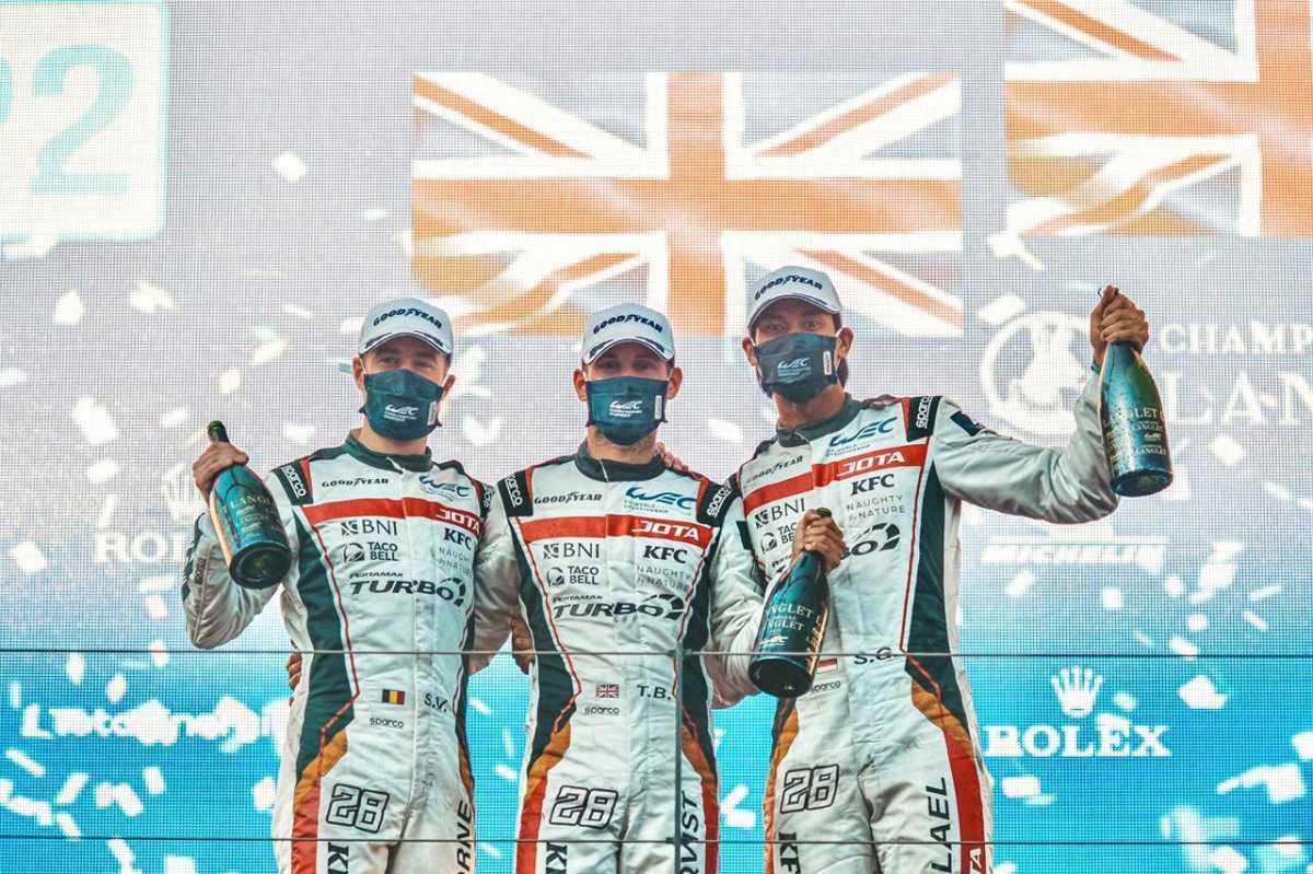 Bamsoet Apresiasi Prestasi Sean Gelael di Ajang FIA World Endurance Championship
