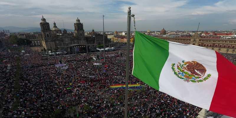 Pemilu Meksiko Geger Gegara Seorang Pria Melemparkan Potongan Tubuh Manusia ke TPS