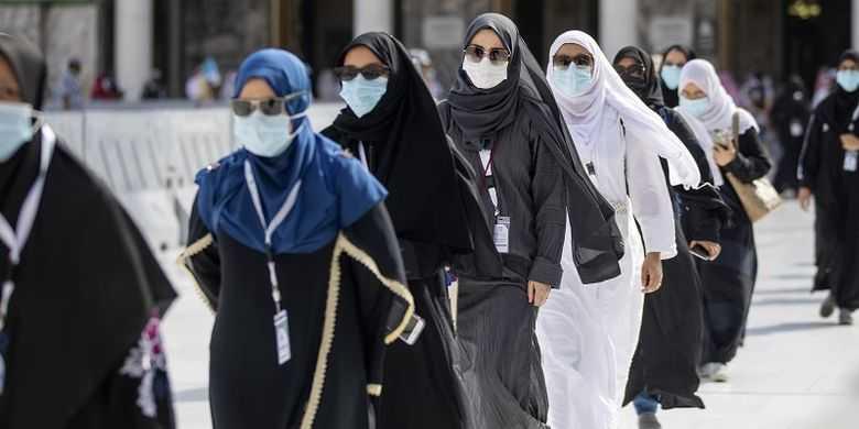70 Persen Orang Dewasa Warga Arab Saudi Telah Selesai Vaksin