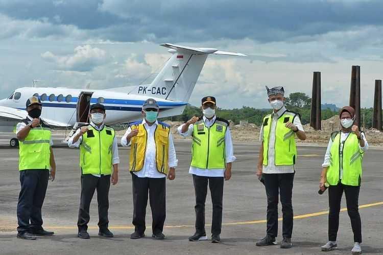 Ganjar Dukung Bandara Ngloram Blora Diberi Nama Bandara Abdurrahman Wahid