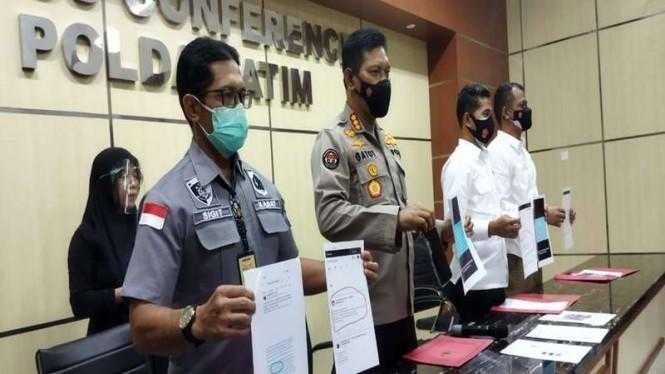 Polisi Berhasil Mengkap Pemuda Provokator Perusak Posko Suramadu di FB