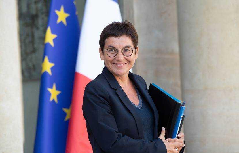 Menteri kelautan Prancis Annick Girardin Berkunjung ke Indonesia 6-11 Juni