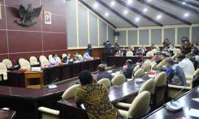Terima Tokoh Papua, Syarief Hasan: Perlu Duduk Bersama Untuk Membangun Bangsa