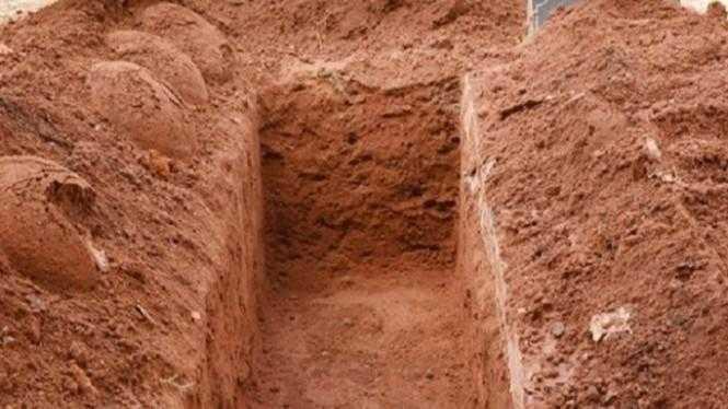 Viral Suami Bongkar Makam Istri, Ternyata Ini Alasannya