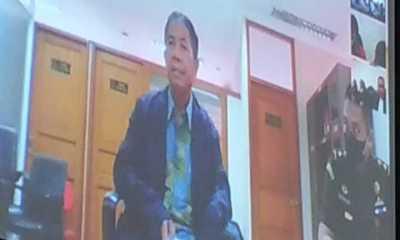Soal Gories Mere, Jaksa Tunggu Petikan Putusan Pengadilan Tipikor