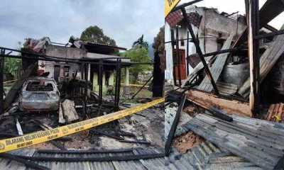 AJI Desak Polisi Ungkap Pelaku Pembakaran Rumah Wartawan di Aceh
