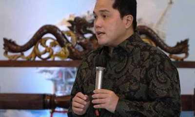 Menteri BUMN Ajak Masyarakat Lestarikan Pantun