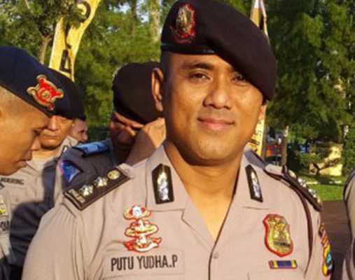 Mutasi Mabes Polri, Kapolres Tanjungbalai AKBP Putu Jadi Kapolres Asahan