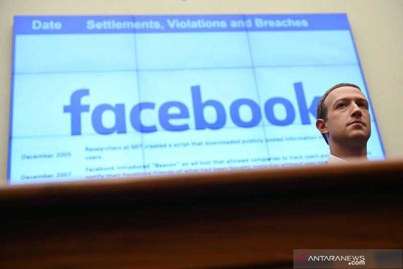 Wacana Ganti Nama, Facebook Tetap Tak Bisa Lepas dari Pengawasan Regulator