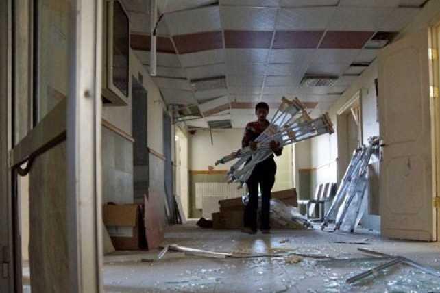 Artileri Milisi YPG Kurdi Hantam Rumah Sakit di Suriah, 13 Orang Tewas
