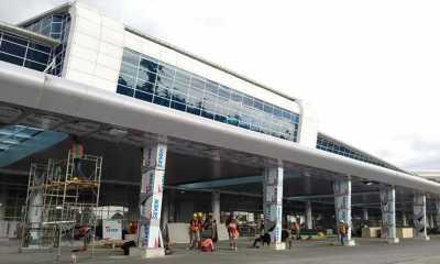 Dukung Pon XX Papua, Bandara Mozes Kilangin Timika Dioperasionalkan Terbatas