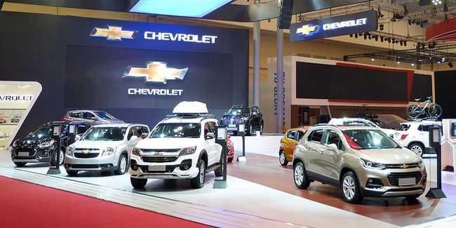 Terkait Airbag Takata, Chevrolet Indonesia Recall Empat Model Mobil