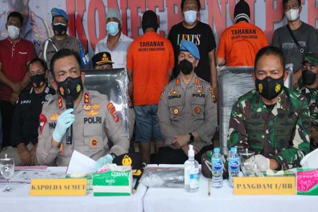 Diduga Terlibat Pembunuhan Wartawan di Simalungun, Oknum TNI Diperiksa