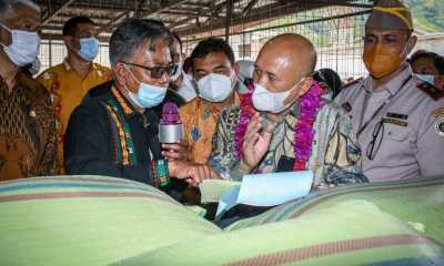 LPDB Kucurkan Pinjaman Rp10 Miliar ke Koperasi Baitul Qiradh Baburrayyan Aceh