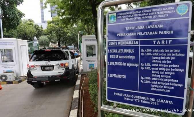 Dishub DKI Bakal Naikkan Tarif Parkir Kendaraan Hingga Rp 60.000/Jam