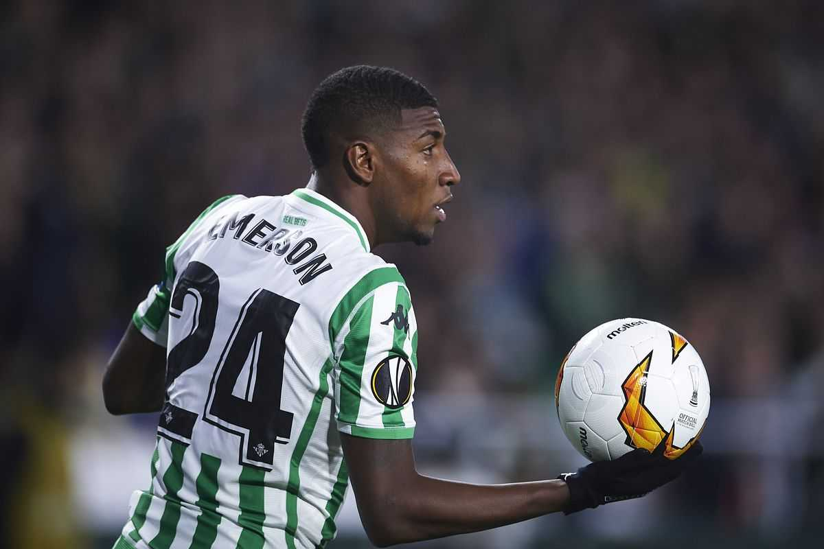 Barcelona Segera Rampungkan Transfer Emerson Senilai Rp156 Miliar dari Real Betis