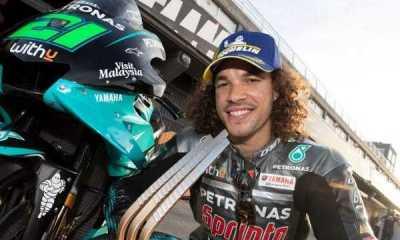 Gantikan Morbidelli di GP Belanda, Petronas Tugaskan Pebalap Superbike Gerloff