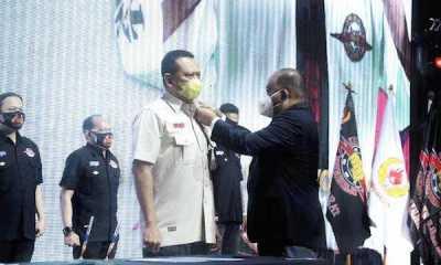 Gantikan Harry Tanoe, Bambang Soesatyo Dilantik Jadi Ketua Umum PB KODRAT