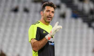 Tunda Pensiun, Buffon Akhirnya Pulang Kembali ke Parma