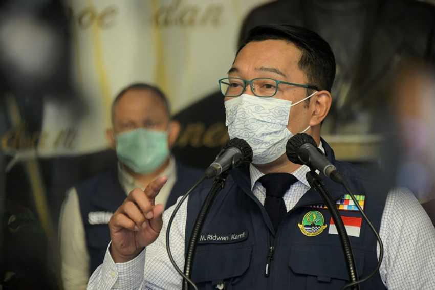 Masuk Zona Merah, Wilayah Bandung Raya Siaga 1 COVID-19