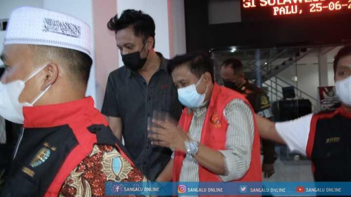 Mantan Sekda Banggai Laut Sulteng ditahan terkait kasus korupsi