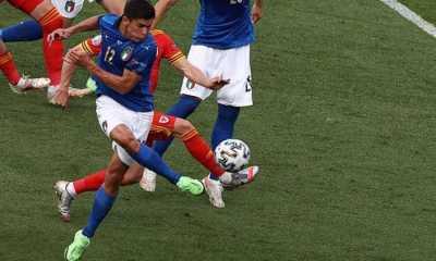 Grup A Euro 2020: Italia vs Wales 1-0, Keduanya Lolos 16 Besar