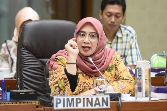 Walau Sudah Divaksin Nusantara, Waka Komisi IX Nihayatul Wafiroh Mengaku Masih Positif Covid
