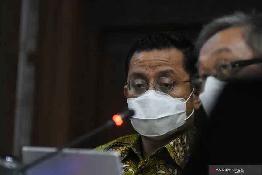 "Ngaku Ingin Dapatkan Keadilan, Anak Buah Juliari Batubara Ajukan Status ""Justice Collaborator"""