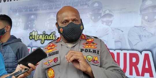 Polisi Tetapkan Bupati Mamberamo Raya Sebagai Tersangka Dana COVID-19 Rp3,1 Miliar