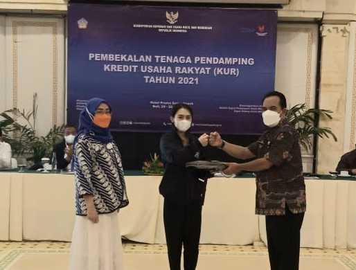 Kemenkop Beri Pembekalan kepada Koordinator dan Pendampingan KUR di Bali
