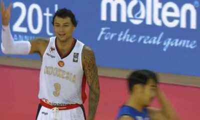 Kualifikasi FIBA Asia Cup 2021, Indonesia Taklukan Thailand 86-69