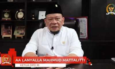 Ketua DPD RI Dukung Polri Awasi Dana Desa untuk Penanganan Covid
