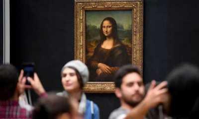 """Lukisan """"Mona Lisa"""" Terjual Rp49 Miliar di Paris"""