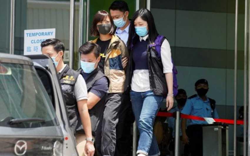 Mantan Jurnalis Apple Daily Ditangkap Polisi Hong Kong di Bandara, Ini Alasannya