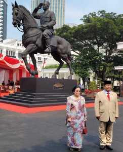 Harlah Bung Karno, Prabowo: Indonesia Dihormati Dunia Akibat jasa Beliau