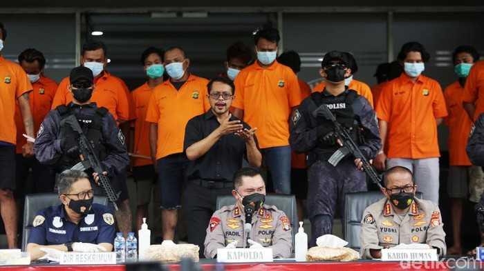 Polisi Ringkus Empat Kelompok Preman Pelaku Pungli di Tanjung Priok