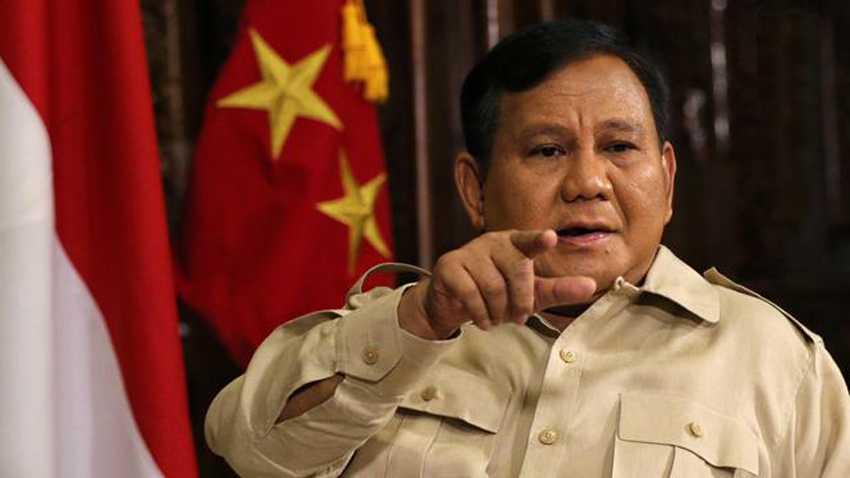 Survei SMRC: Jika Pilpres Digelar Hari Ini, Prabowo Terpilih Jadi Presiden