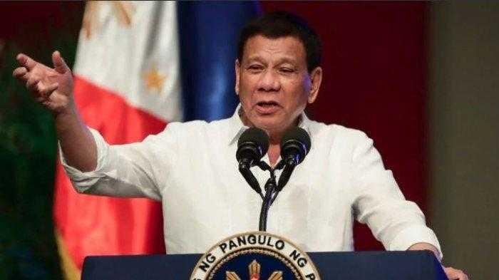 Duterte Ancam Penjarakan Warga yang Tolak Divaksin